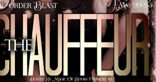 Pre-Order Blast & GC Giveaway:The Chauffeur by A.P. Hallmark