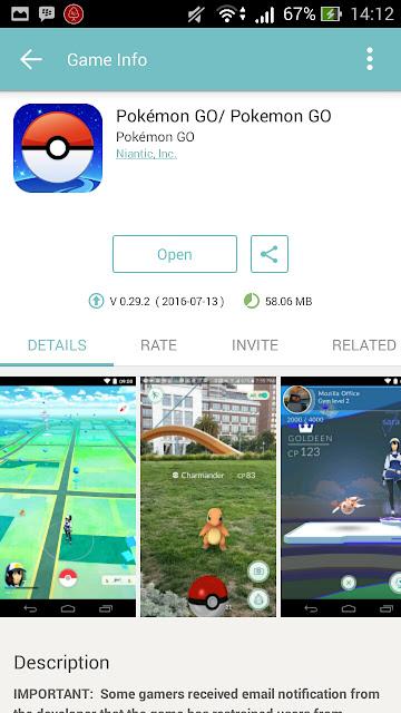 pokemon-go di qoo app