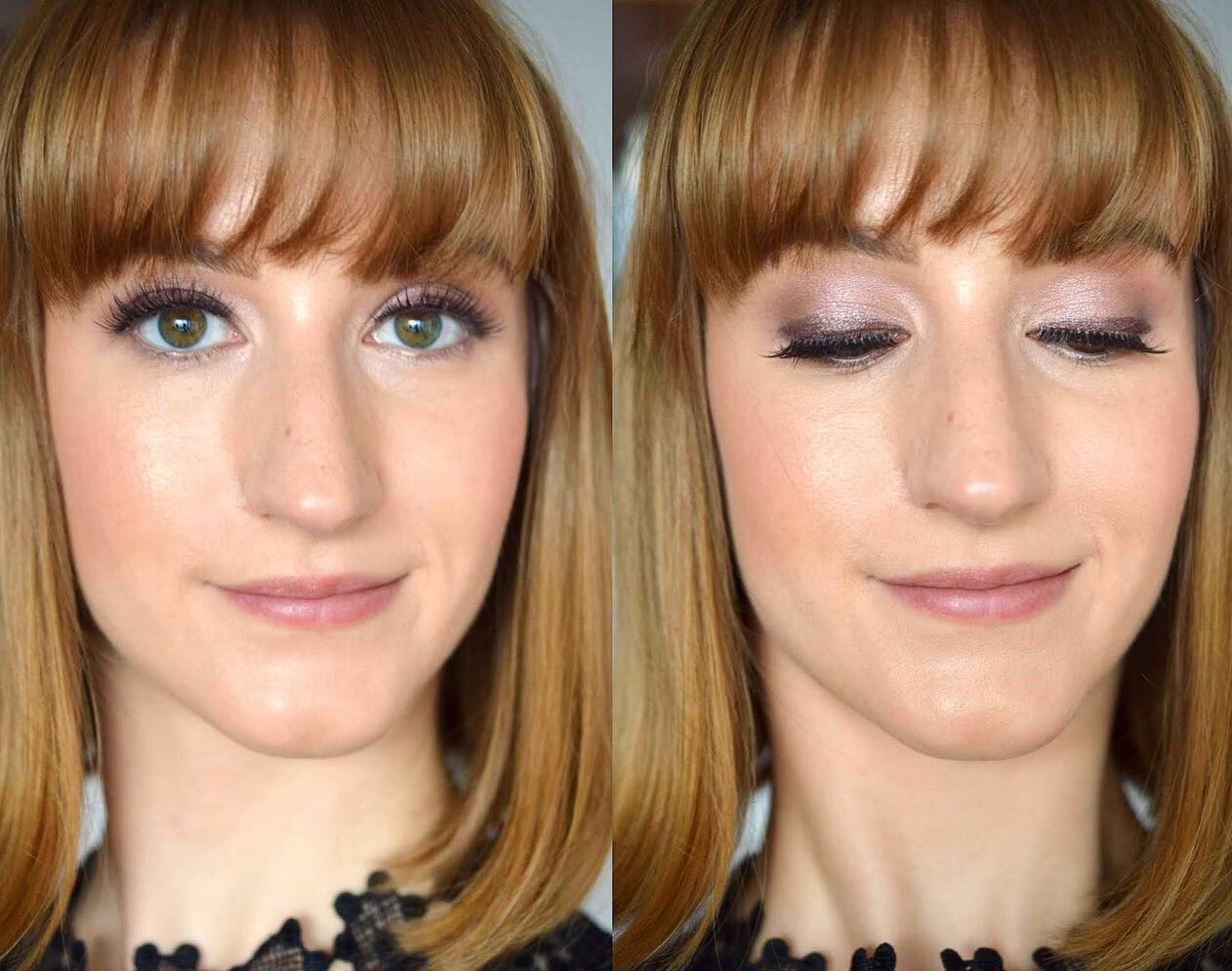 Makeup Look Outdoor Wedding