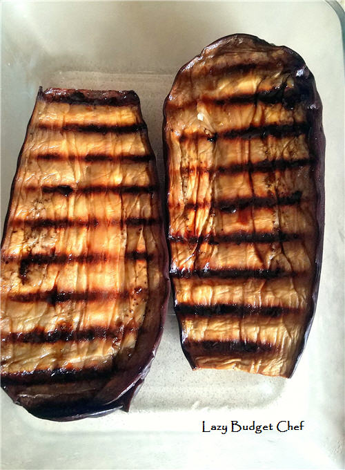 easy grilled eggplant recipe