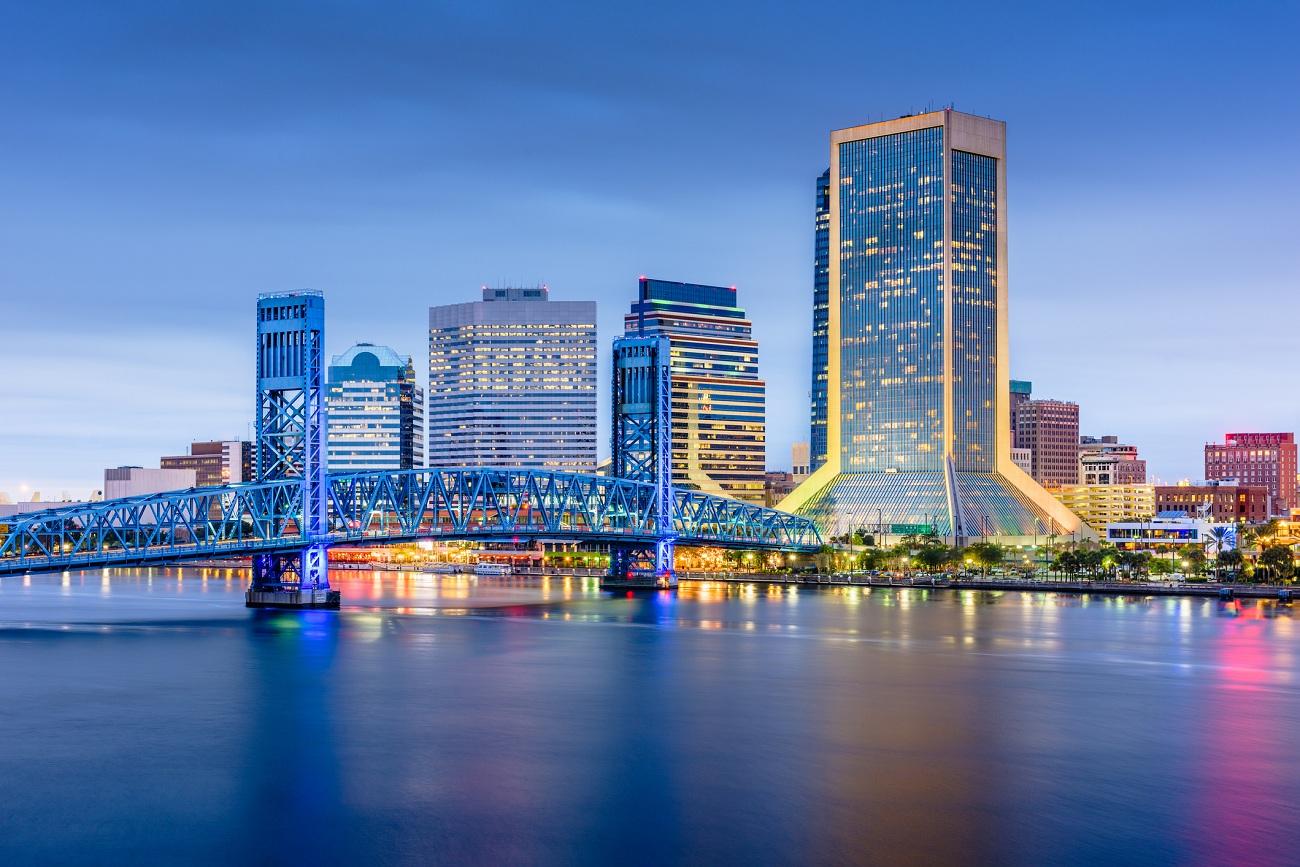 Popular tourist destinations in Jacksonville