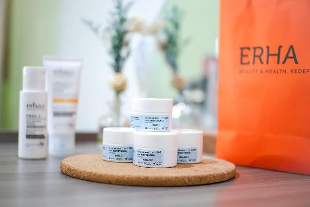skin care personalized erha ultimate acne cure