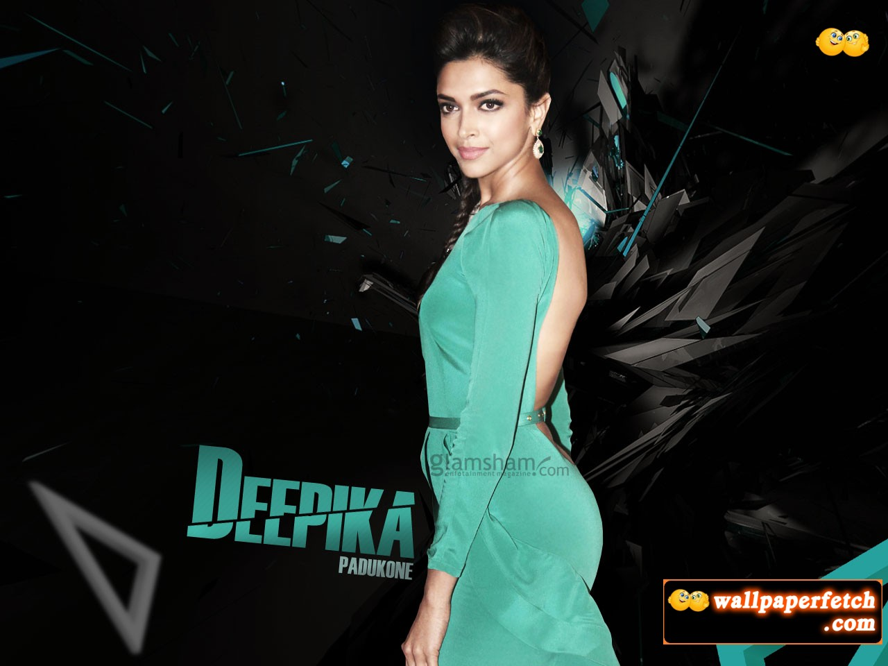 Wallpaper Fetch: Deepika Padukone Wallpapers 2012