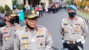 Ribuan Tersangka Pungli Bansos COVID-19 di Amankan