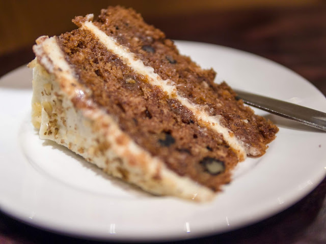 Moist Microwave Carrot Cake recipe
