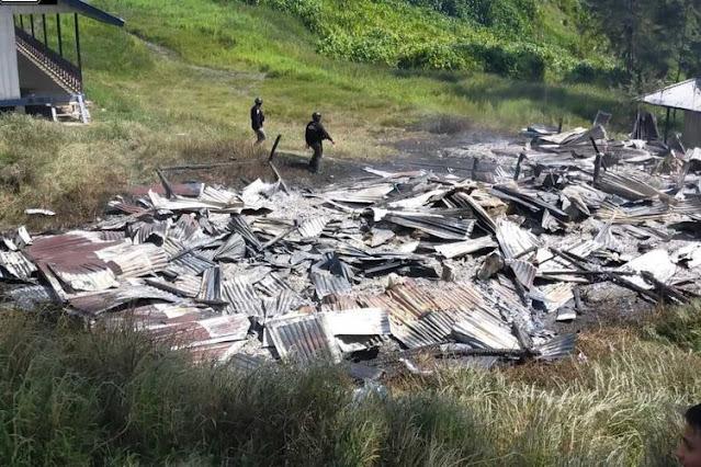 Kepala BIN Daerah Papua Gugur Tertembak KKB di Beoga Papua