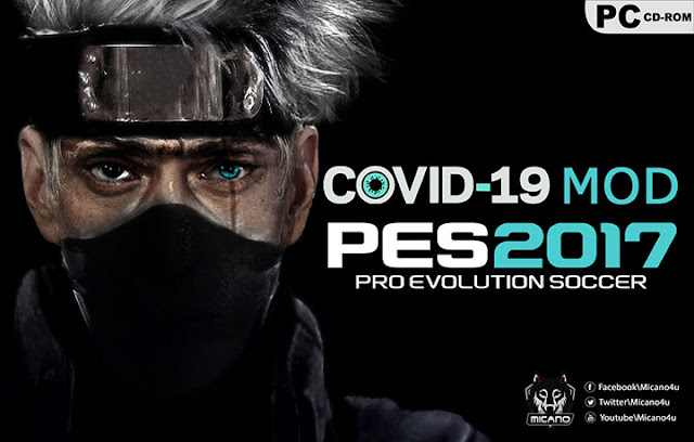 PES 2017 COVID-19 Mod