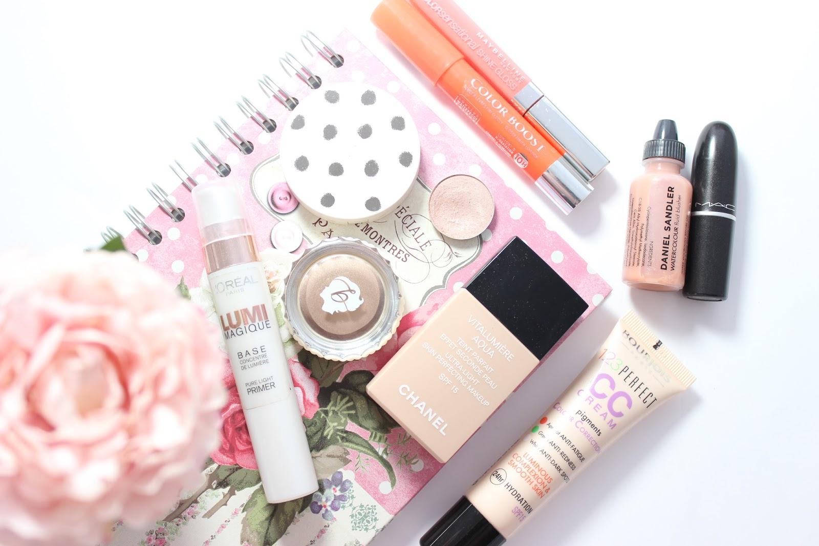 Guest Post: Spring Beauty by Overdose De Maquillage - Dizzybrunette