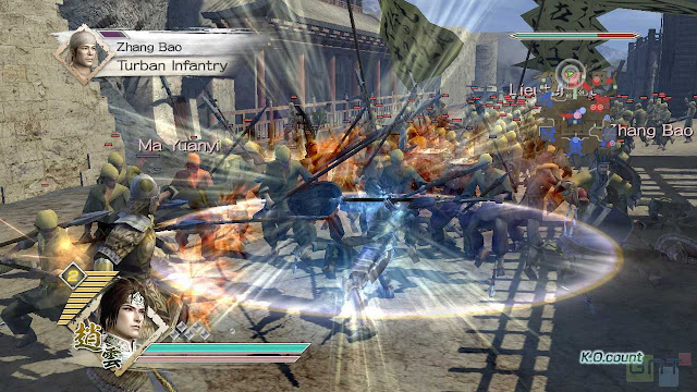 Dynasty Warriors 6 PC Download Full Gameplay