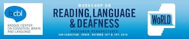 WoRLD: Taller sobre Lectura, Lenguaje y Sordera