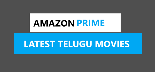 Amazon Prime Upcoming Telugu Movies List 2020,New Releases,Free to Watch