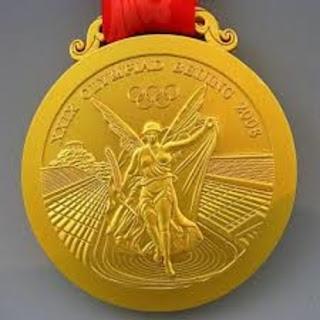 Medal emas Olimpik