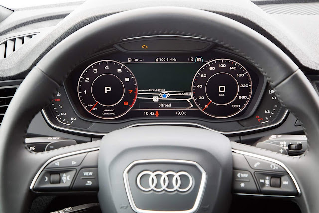 Novo Audi Q5 2018  Virtual Cockpit