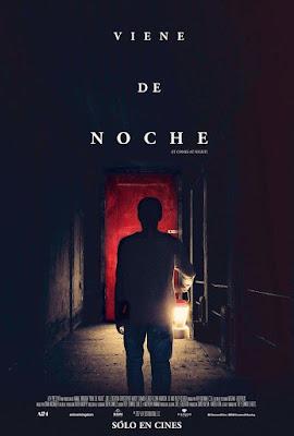 It Comes At Night 2017 DVD R1 NTSC Latino
