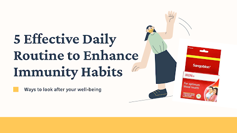 Effective Daily Routine to Enhance Immunity Habits