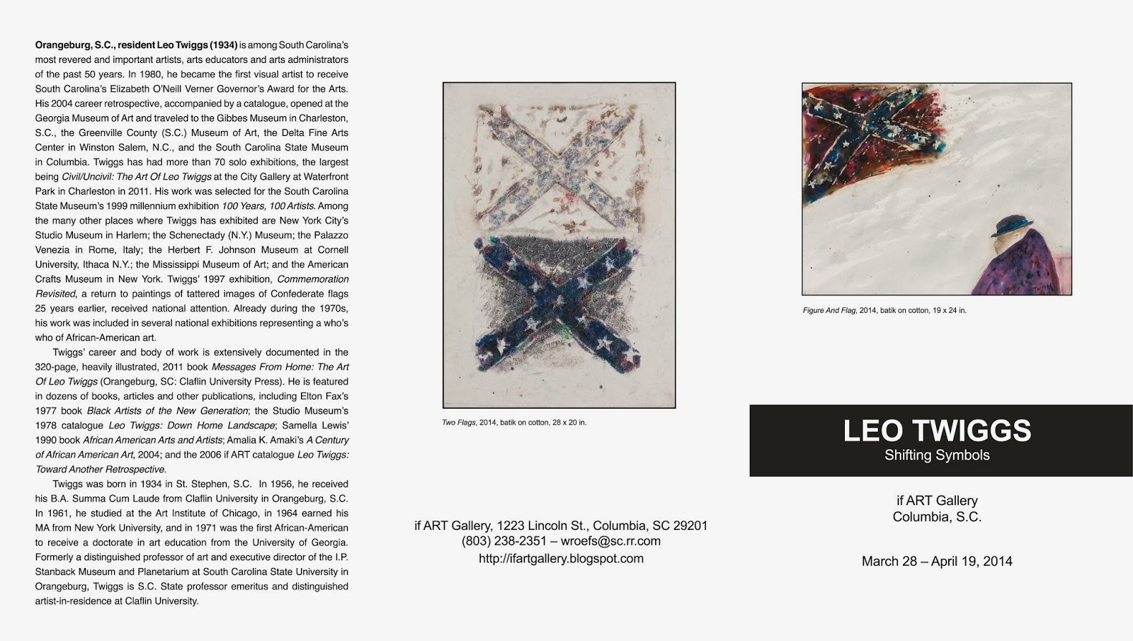 if art gallery leo twiggs shifting symbols bio essay leo leo twiggs shifting symbols bio essay leo twiggs does more less by wim roefs