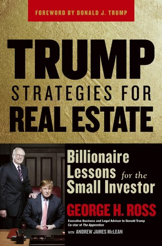 Trump Strategies For Real Estate by George Ross Ebook Download