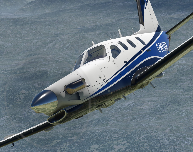 South West Flight Simulation