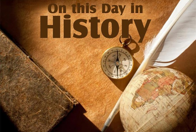 Important Historical Days & Dates