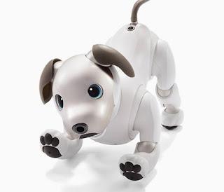 робот в виде собаки