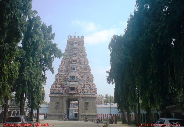 Kovur Sundhareswarar Temple