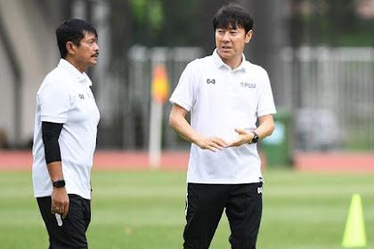Pelatih Timnas Shin Tae-Yong Umumkan Daftar Pemain Timnas Indonesia U-19 Untuk Pemusatan Latihan Di Thailand
