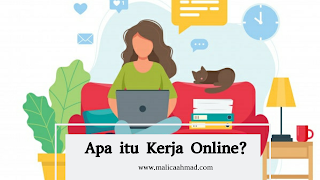 Kerugian kerja online