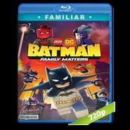 LEGO DC: Batman – La Bat-familia importa (2019) BRRip 720p Latino