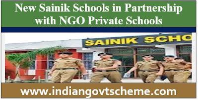 New Sainik Schools