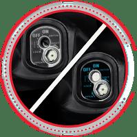 Pengaman Kunci Kontak Bermagnet Otomatis HONDA SPACY FI CW Nagamas Motor Klaten