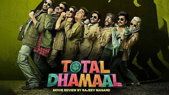 Index of total dhamaal