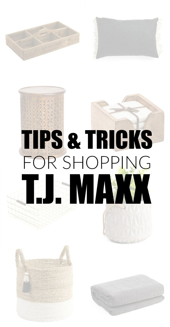 The best tips and tricks for saving more at T.J. Maxx!