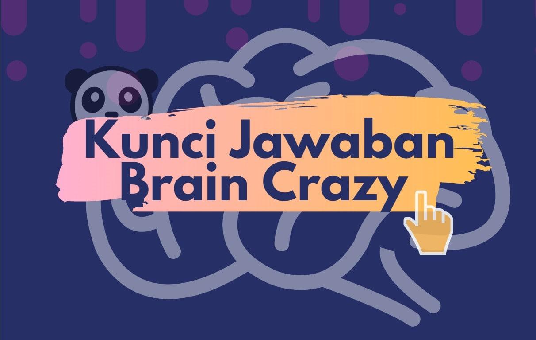 Kunci Jawaban Brain Crazy Level 1 150 Ternyata Mudah Situsnesia Ragam Artikel Dan Informasi Menarik