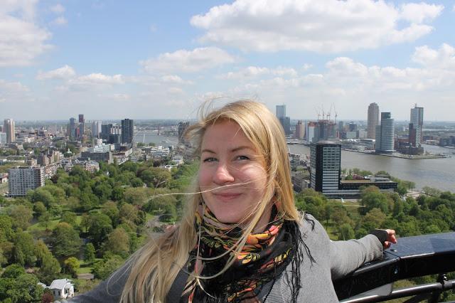 Kokemuksia raskaana matkustamisesta - Amsterdam, Hollanti