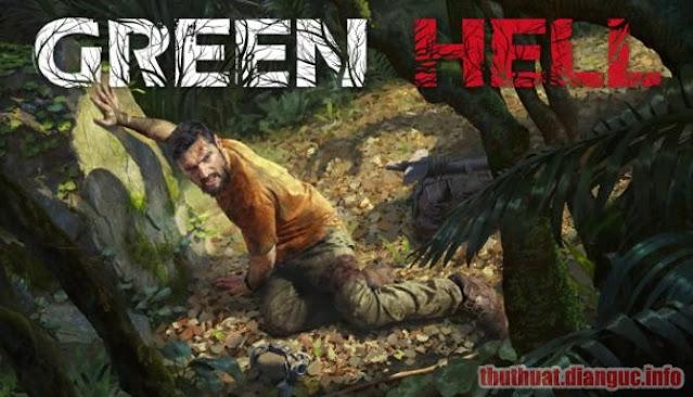 Download Game Green Hell Việt Hóa Full Crack