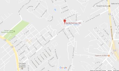 Apartamento a venda no residencial Antônio Oliveira Coutinho, bairro ouro preto, na cidade de Maceió - AL.