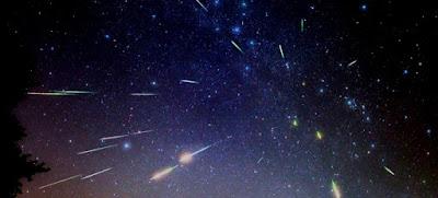 когда и где можно наблюдать, какого числа пик звездопада