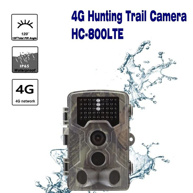 HC800LTE 4G FTP SMTP Hunting Trail Cameras SMS MMS Email Cellular Mobile Wildlife Camera Photo Traps Night Vision Surveillance