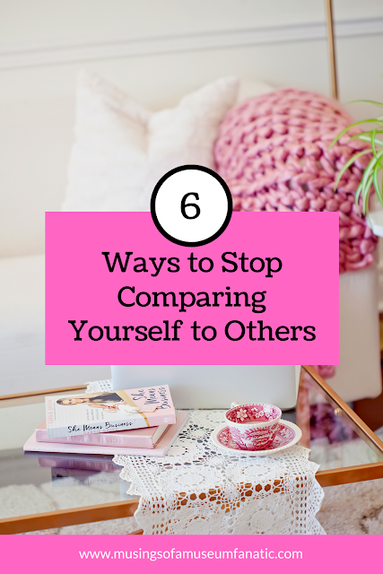 6 Ways to Stop Comparing Yourself to Others