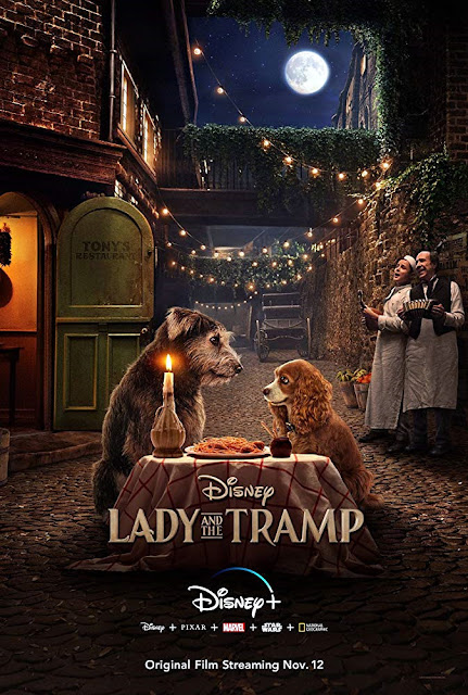 Sinopsis Film Lady and the Tramp (2019)