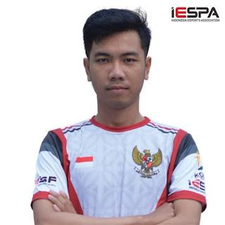 Keren! Doni Pratama Atlet E-Sport Asal Lampung Wakili Indonesia di IESF Esports World Championship 2020
