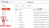 how to move gmail emails to a folder