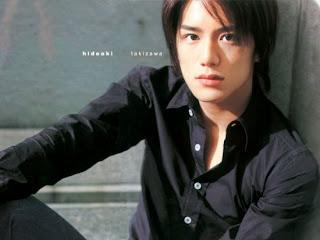 Hideaki Takizawa aktor terfavorit
