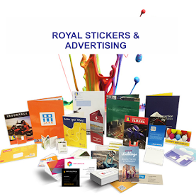 ROYAL STICKERS & ADVERTISING