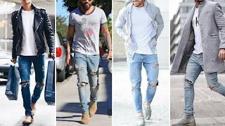 Chia sẽ 6 shop thời trang bán quần jeans nam đẹp nhất HCM
