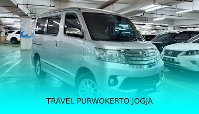 Travel Purwokerto Jogja