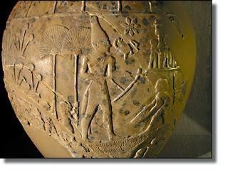 مصر الفرعونية هبة الملك العقرب