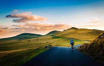 فوائد الدراجة الهوائية لتخفيف الوزن