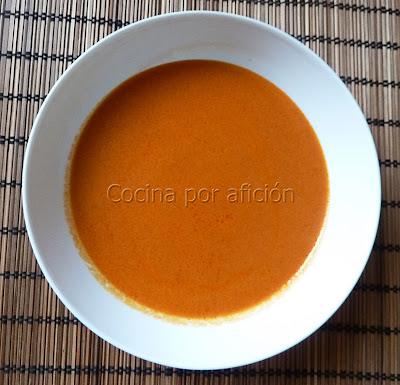 salsa de ñoras
