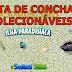 Lista de Conchas e Garrafas Colecionáveis The Sims 3